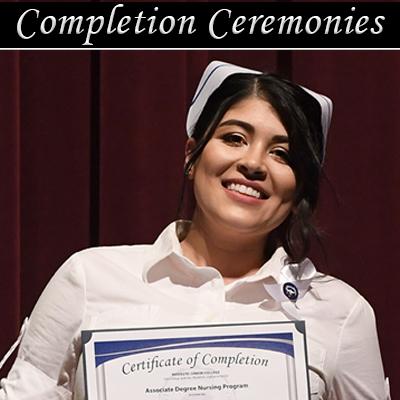 MJC to Livestream Completion Ceremonies Online