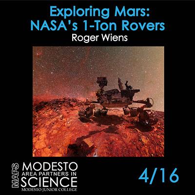 MAPS presents: Exploring Mars with NASA's 1-Ton Rovers