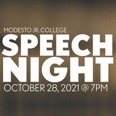 Fall Speech Night Live Stream